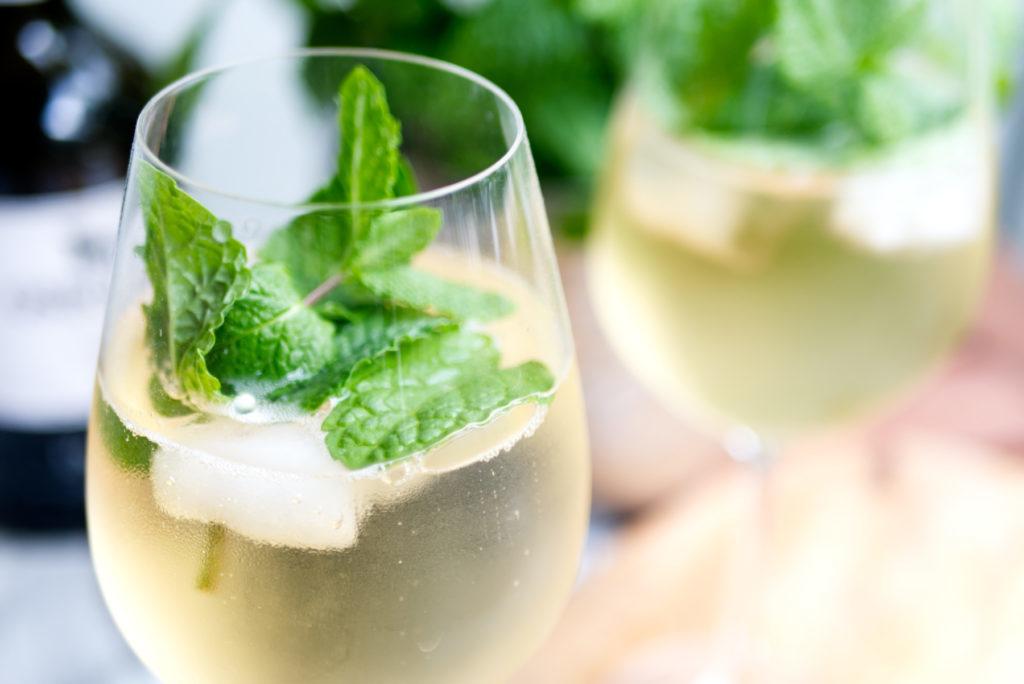 Aperitif? Portwein Tonic! | Aperitif-Rezept | Panama Quadrat
