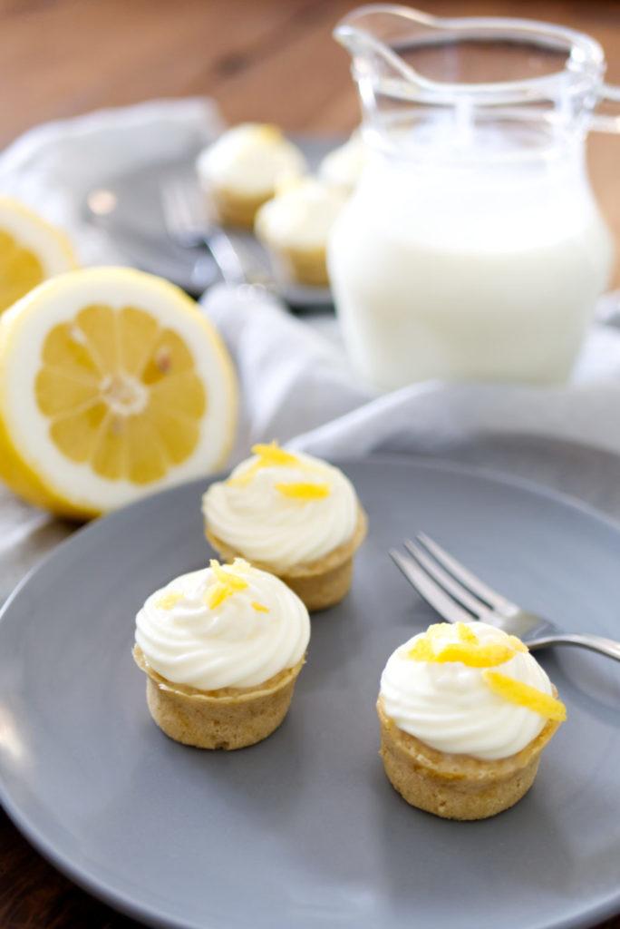 Buttermilch Cupcakes mit frischer Zitrone – sommerlich lecker | Panama Quadrat