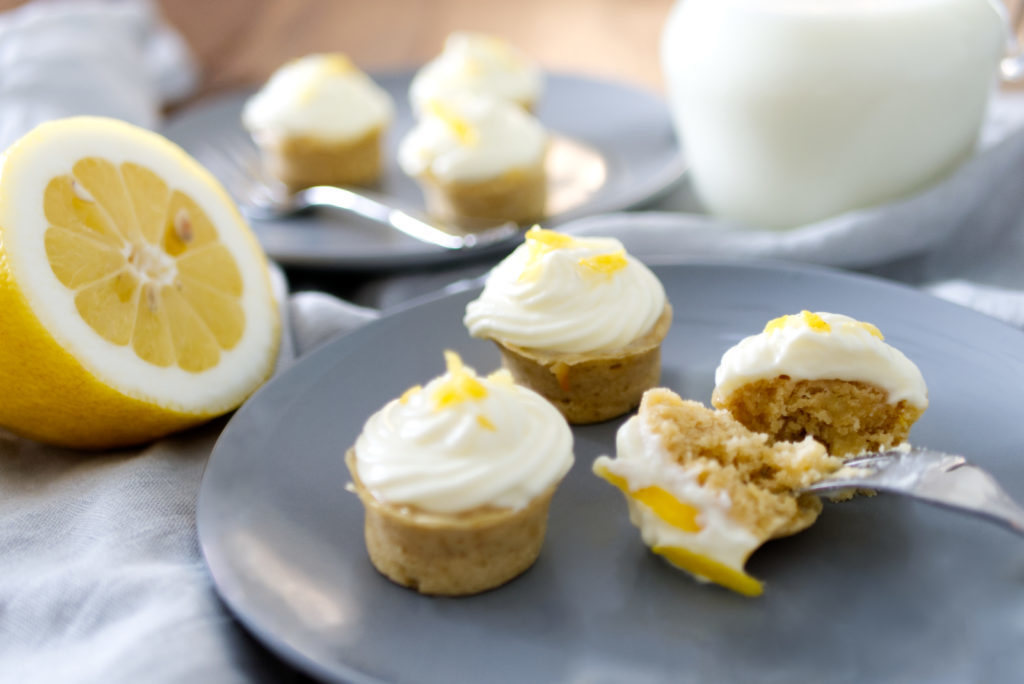 Unwiderstehlich lecker: Buttermilch Cupcakes | Panama Quadrat