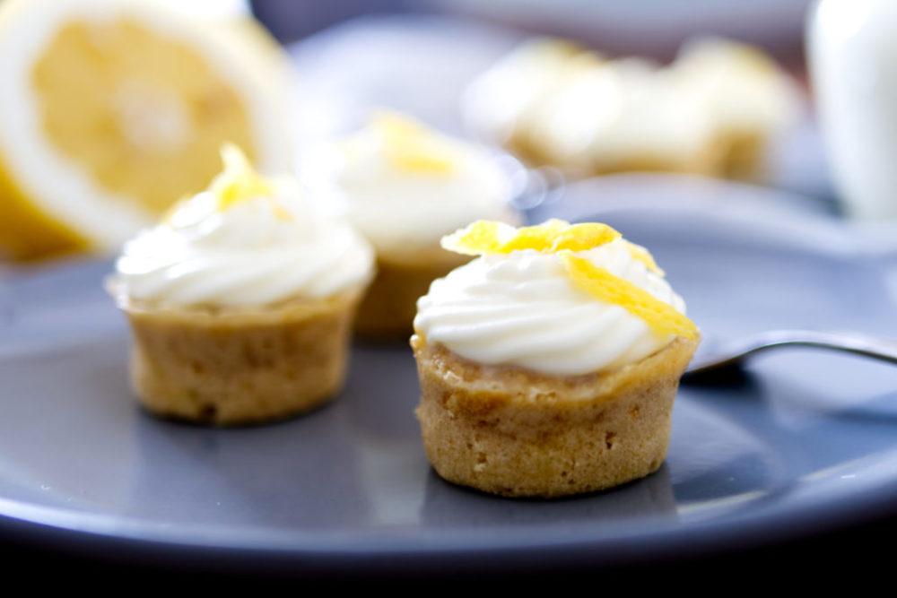 Cupcakes mit Buttermilch und frischer Zitrone – perfekt für den Sommer | Panama Quadrat