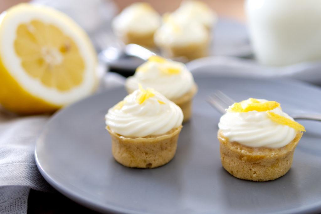 Buttermilch-Cupcakes backen | Panama Quadrat